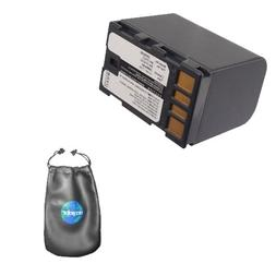 Digital Replacement Camera and Camcorder Battery for JVC BN-
