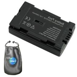 amsahr Digital Replacement Camera and Camcorder Battery for
