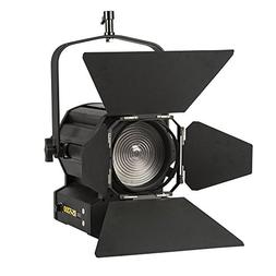 "Ikan RS-F200 Red Star 6"" LED Tungsten Fresnel 200W Light"