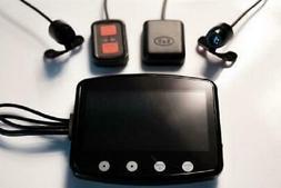 Sykik RW3.0 Motorcycle Bike HD Video Camera System DVR GPS 4