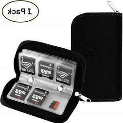 SD Card Holder Case Wallet Travel Photo Video Camera Stick S