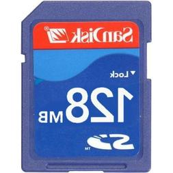 SanDisk SD 32MB 64MB 256MB 512MB 1GB 2GB SDSDB Secure Digita