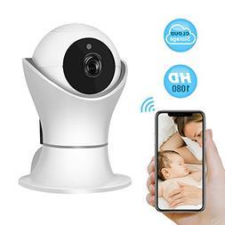 WiFi IP Camera with 3D Navigation Panorama,1080P 2M 360ºWir