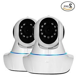 Security Camera, NexGadget Wireless IP Camera Surveillance S
