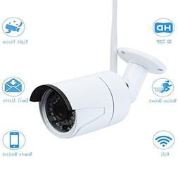 Security Camera 720p Home Camera Wireless Wifi IP Security S