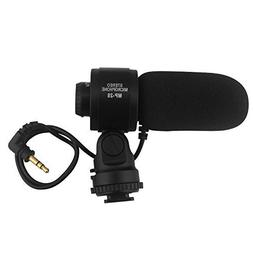 LP Shotgun Stereo Microphone,Photography Interview Videomi