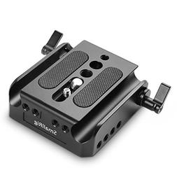 SMALLRIG Shoulder Support Baseplate for Canon EOS C100/C100