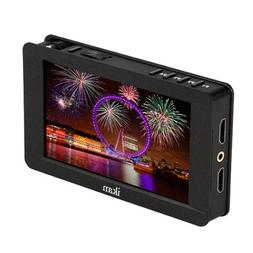 "Ikan 5"" 4K Signal Support  Touchscreen HDMI On-Camera LCD Fi"