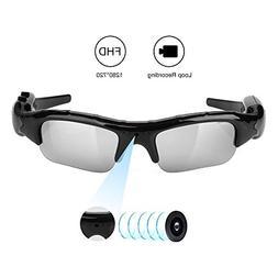 SM06 Sunglasses Camera Full HD 1080P Sunsome Mini Video Came