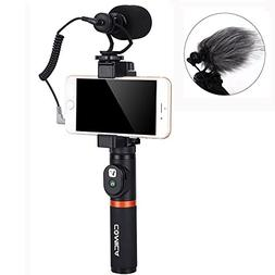 Comica Smartphone Video Kit CVM-VM10-K3 Filmmaker Handle Gri