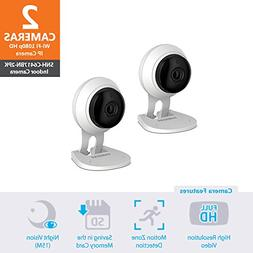 SNH-C6417BN - Samsung Wisenet SmartCam 1080p Full HD Plus Wi