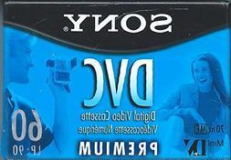 D4996 Sony DVM60R DVC Premium Color Digital Video Mini DV Ca
