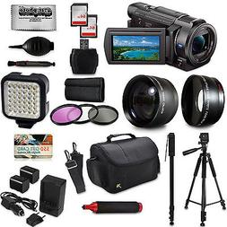 Sony FDR AX33 4K Ultra HD Handycam Camcorder Video Camera 60