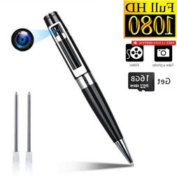 Spy Camera Pen Hidden Cameras Portable Video Recorder Mini D