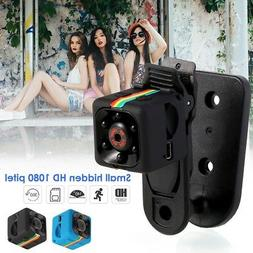 SQ11 Mini Spy Camera Full HD 1080P Camcorder IR Night Vision