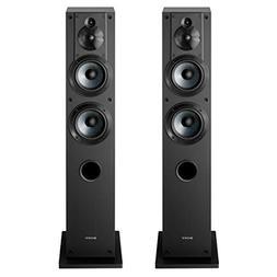 Sony SS-CS3 3-Way 4-Driver Floor-Standing Speaker - Pair