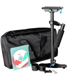 Camera Stabilizer Aluminum Handheld Steady for 0.5-3kg Video