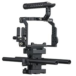 Ikan STR-A7III Stratus Complete Cage for Sony A7 III Series