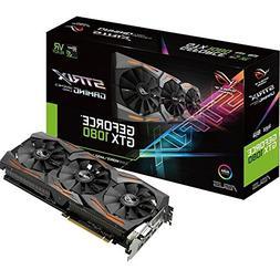 STRIX-GTX1080-A8G-GAMING GeForce GTX 1080 Graphic Card - 1.7