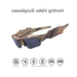 Video Sunglasses, 16GB Outdoor Sports Action Camera for Hunt