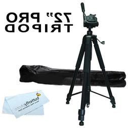 ButterflyPhoto Professional PRO 72 Super Strong Tripod With