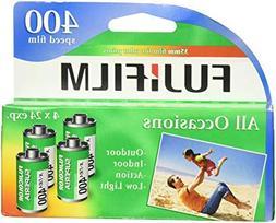 Fujifilm - Superia X-TRA ISO 400 35mm Color Film - 24 Exposu
