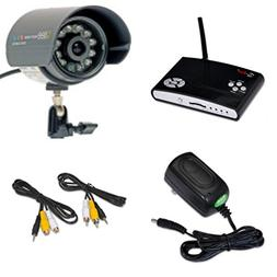 Q-SEE Surveillance Indoor/Outdoor Security System DVR Kit 1