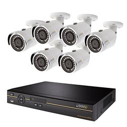 Q-See QC968-6DX-2 | Surveillance System with 8-Channel HD An