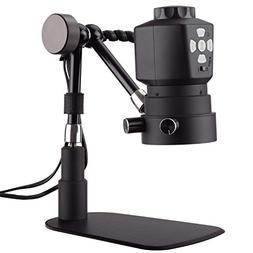AmScope Tabletop Digital Microscope with Variable Working-Di
