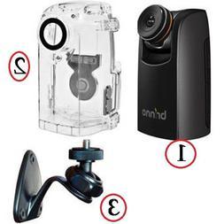 Brinno Time Lapse Video Camera TLC200 PRO,Weatherproof  & Mo