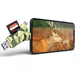 Trail Camera Viewer Game Camera Reader - Trail Hunter View H