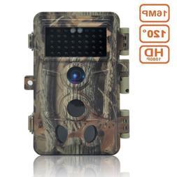 DIGITNOW Trail Camera 16MP 1080P HD Waterproof, Wildlife Hun