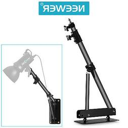 Neewer Triangle Wall Mounting Boom Arm for Photography Studi