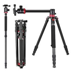 Neewer Camera Tripod Monopod with Rotatable Center Column fo