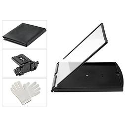 Filmcity Universal Tablet Teleprompter for iPad/Tablet/Tab/S