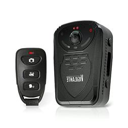 Updated Pyle Body Wireless Camera | Compact Security Body Ca