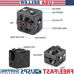 US Mini 1080P FULL HD Hidden Camera Night Vision Motion Dete
