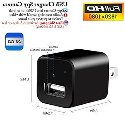 USB Wall Charger Camera/Recorder  Motion Activated, Home Sec