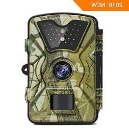 【NEW VERSION】Trail Camera Trail Game Cameras 12MP 1080P