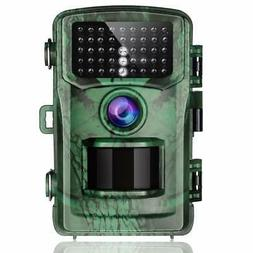 TOGUARD Trail Camera 14MP 1080P Game Hunting Cameras with Ni