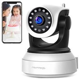 【New Version】 APEMAN WiFi Camera Home Security Camera In