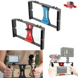 Stabilizer Video Camera Cage Mount Holder Handheld Frame Fil