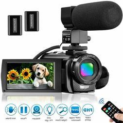 Video Camera Camcorder for YouTube, Aasonida Digital Vloggin