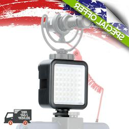 Video Light Ultra Bright LED Dimmable High Power Panel Camer
