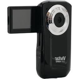 Vivitar  VIVDVR426HDBLKV LIC Flip Digital Video Recorder Cam