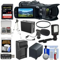 Canon Vixia HF G21 Full HD Video Camera Camcorder & LED Ligh