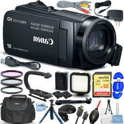 Canon Vixia HF W10 Waterproof Camcorder 3909C001 + 32GB + LE