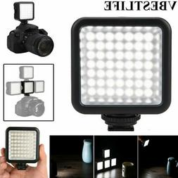 VBESTLIFE W49 LED Light Photography Video Fill Light Lamp 60
