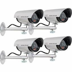 WALI Bullet Dummy Fake Surveillance Security CCTV Dome Camer