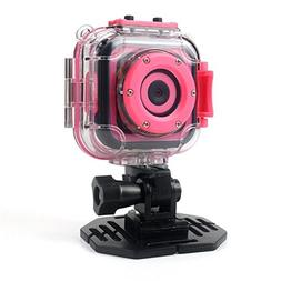 Best Digital Kids Camera For Girls Boys,HD Video Action Came